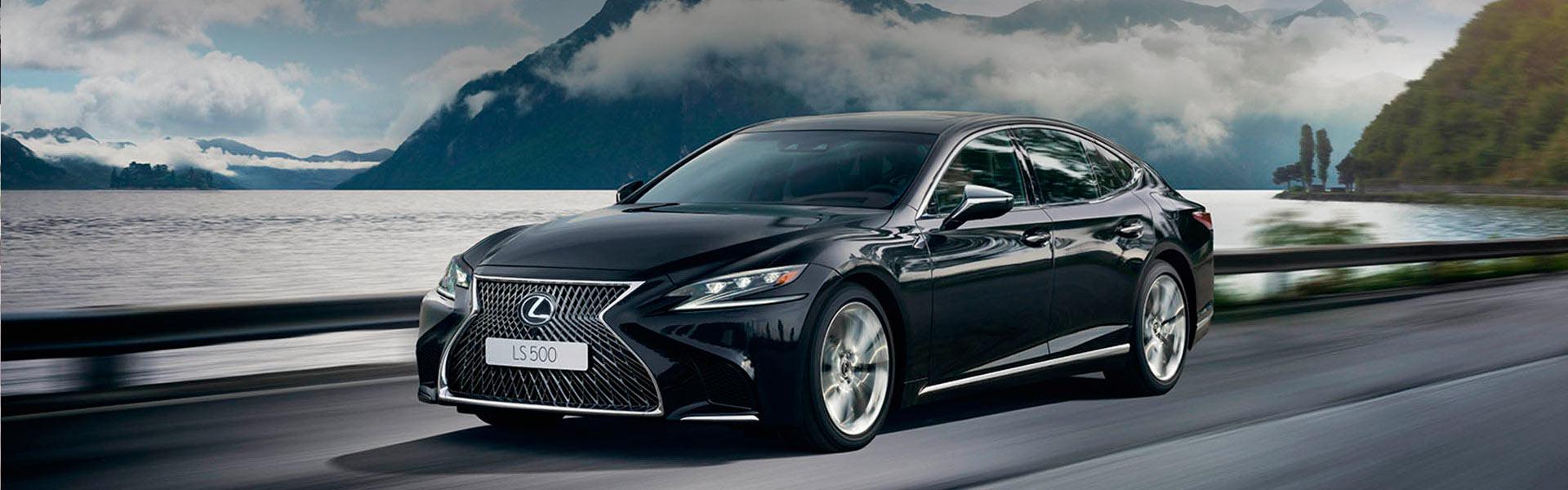 Запчасти на Lexus LS